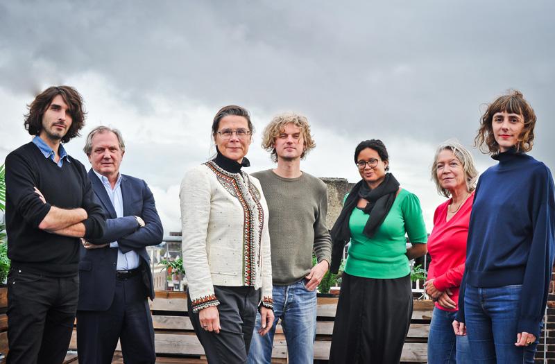 Jury Boekenbon Literatuurprijs 2021